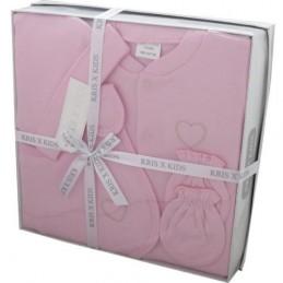 Heart four-piece gift set