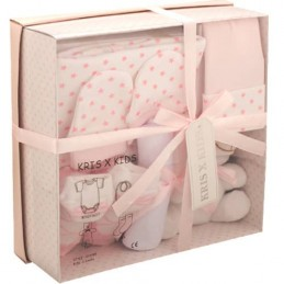 Pink septic dowry for baby