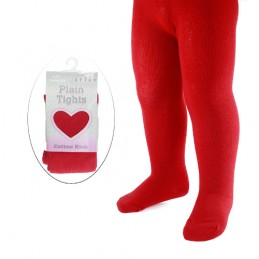 Soft Touch Red tights