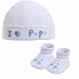 Kepurės ir tapukų rinkinys