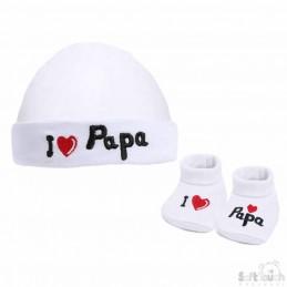 """""""I love Papa"""""""