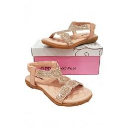 Apple footwear pink/ornate...