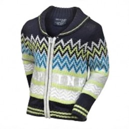 Knitted sweater for boy...