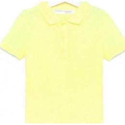 Geltona maikutė trumpomis...