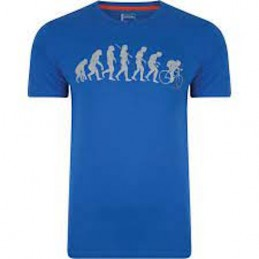 Blue T-shirt for boy 164cm...
