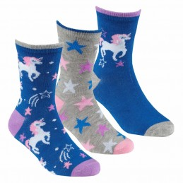 Bamboo sports-style socks...