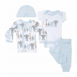 Kit for a boy in 4 parts -...