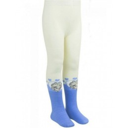Frozen tights for a girl