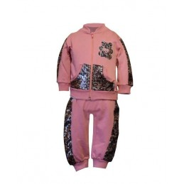 Girls' leisure suit 68 - 86...