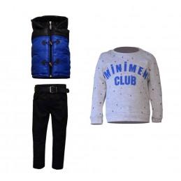 Berniukiškas kostiumas,  žiemai / pavasariui.