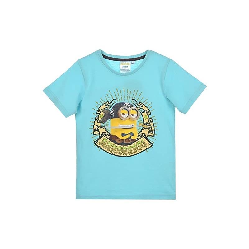"""Minions marškinėliai. """"Disney"""""""