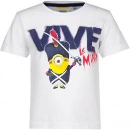 vive le minion T-shirt.