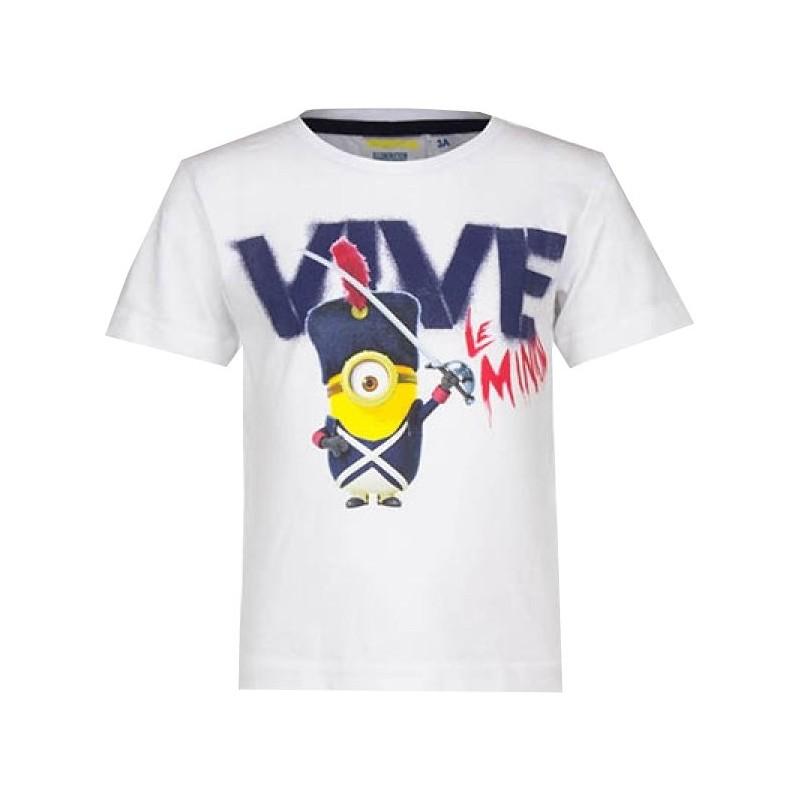 """vive le minion"" marškinėliai."